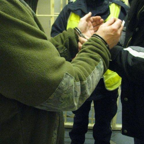 WPADŁ Z NARKOTYKAMI PODCZAS POLICYJNEJ KONTROLI