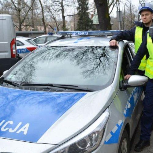 POLICJANCI URATOWALI ŻYCIE 27-LATKI