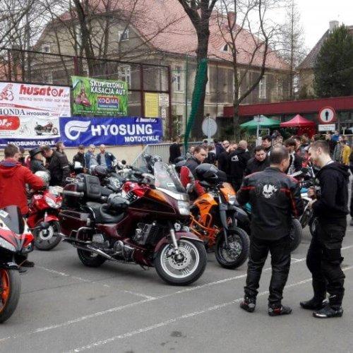SEZON MOTOCYKLOWY ROZPOCZĘTY – APEL DO MOTOCYKLISTÓW