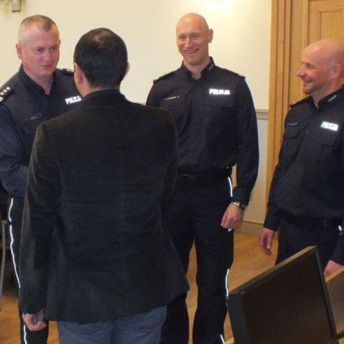 POLICJANCI Z OPOLA NAJLEPSI W WOJEWÓDZTWIE